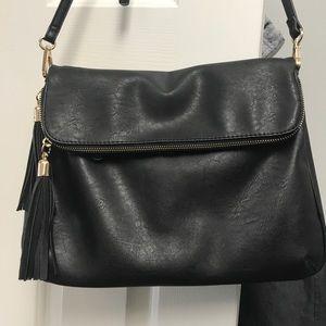 Black BP purse